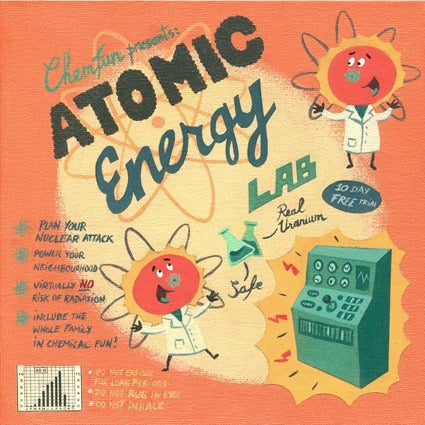 Image of Atomic Energy