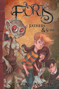Image of Forts: Fathers and Sons - AUTOGRAPHED BOOK