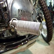 Image of Aluminum XS 650 Tracker Pegs