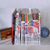 Image of $20 Temari Book Range - Cosmo Series