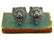 Image of Roaring Bears Cufflinks
