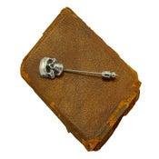 Image of Skull Head Stick-Pin
