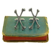 Image of Cross Bones Cufflinks