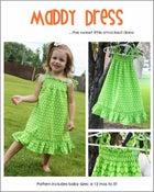 Image of The Maddy Dress PDF Sewing Pattern