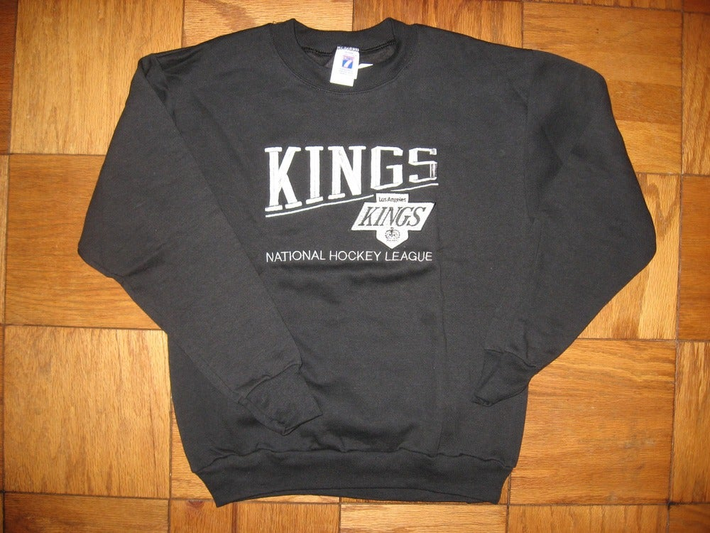 Image of Vintage Los Angeles Kings Logo 7 Sweatshirt