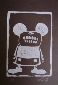 Image of mikey maus print