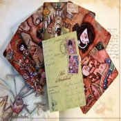 Image of Set of 6 Postcards - Alice in Wonderland