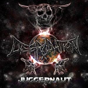 Image of Degradation-Juggernaut CD
