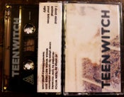Image of TEEN WITCH :: S/T EP (whoa 002)