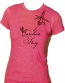 Image of Hummingbird Flower Tee