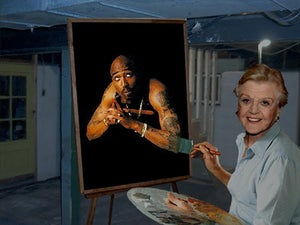 Image of Murder She Painted