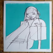 Image of Elph- Colour Screenprint- Edition 1/33