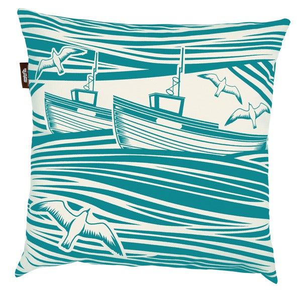 Image of Whitby Cushion - Lido