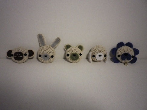Amigurumi Magische Ring : Mon Amis Amigurumi Animal Rings