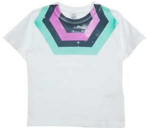 Image of Chrissie Abbot kid's t-shirt, 'Sky'