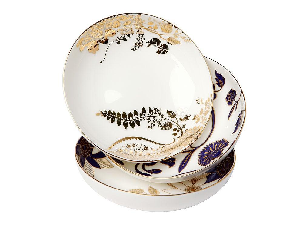 Image of Petite Bowls - Set of 3 (Indigo Blues Collection)