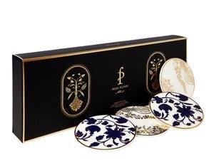 Image of Coasters - Set of 4 (Indigo Blues Collection)