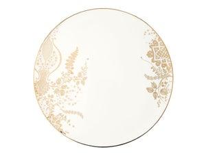 Image of Cake Plate 'Shali' (Indigo Blues Collection)