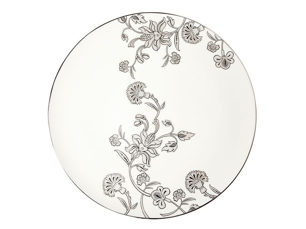 Image of Cake Plate 'Ananda' (Lucent Blooms Collection)
