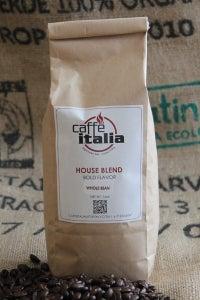 Image of Caffe Italia Whole Bean House Blend