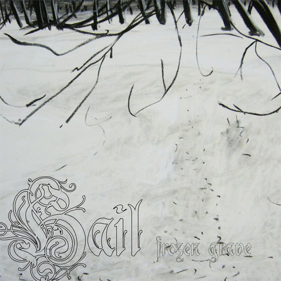 Image of Hail - Frozen Grave, Limited DoLP