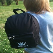 Image of Hair Royalty Logo Back Pack