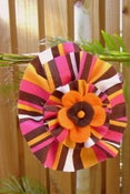 Image of Big and Colorful Hairband