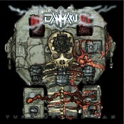 Image of Danmaku - Turn Up The Gas CD Album