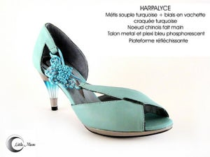 Image of HARPALYCE Turquoise