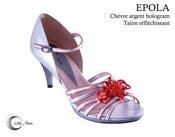Image of EPOLA Argent hologram