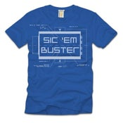 Image of Blue Logo T-Shirt