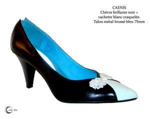 Image of CAENIS Noir/Blanc