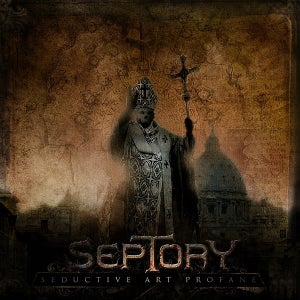 Image of SEPTORY - Seductive Art Profane DIGI-CD/CD