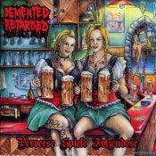 Image of DEMENTED RETARDED-4 albums-Perverse/Sister's/Secretion/Irony