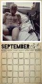 Image of BikeBoysOfPortland 2012 Calendar!