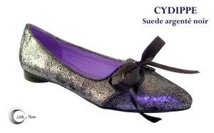 Image of CYDIPPE Noir Argenté
