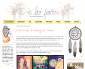 Image of Custom Drawing for your Blog / Banner
