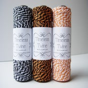 Image of Trick-or-Treat Halloween Bakers Twine Combo Pack