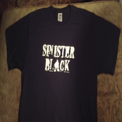 Image of Sinister Black T Shirts