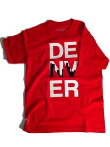 "Image of Denver ""Red"" Tee"