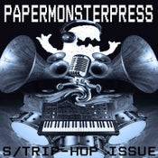 "Image of Paper Monster Press Issue #3 (""S/Trip-Hop Issue"")"