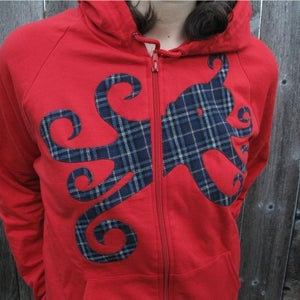 Image of Octopus Hoody
