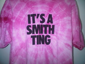"""Image of  """"IT'S A SMITH TING"""" - Summer Edition Tee - Shirt."""