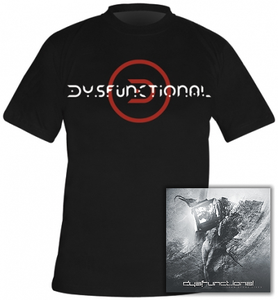 Image of TShirt+CD