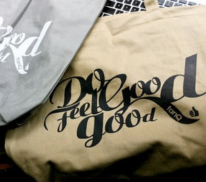Image of Do Good Tote Bag