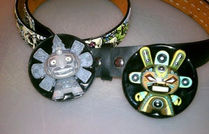 Image of dunny belt buckle