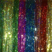 "Image of Hair Tinsels (105 per pack- 38"" length) (buy 10 get 2 free"