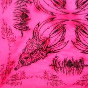 """Image of NVR-NDR : """"pinkthulhu"""" bandanna"""
