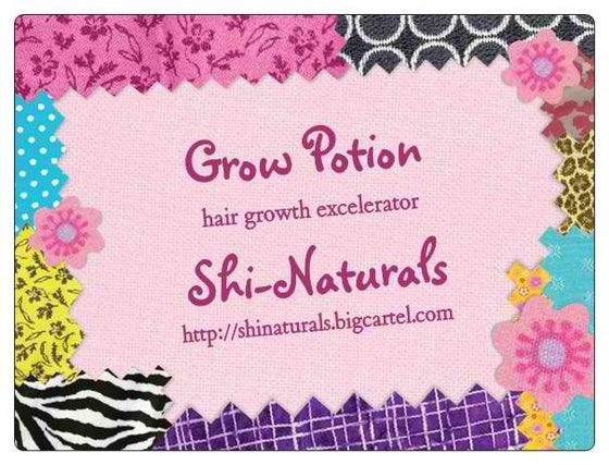 Image of Grow Potion