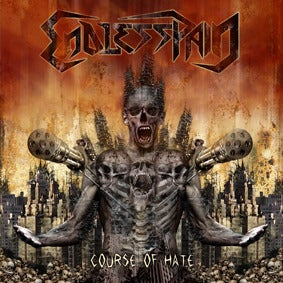 "Image of Cd + DVD ""Course of Hate"" 2009"
